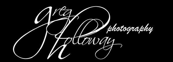 Greg Holloway Photography Header
